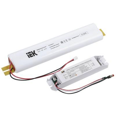 Блок аварийного питания БАП40-1,0 универсальный для LED IP20 ИЭК