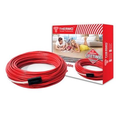 Нагревательный кабель THERMO Thermocable термокабель 8 метров