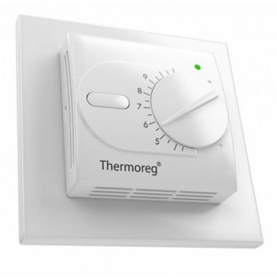 Терморегулятор теплого пола THERMO Thermoreg TI-200 Design