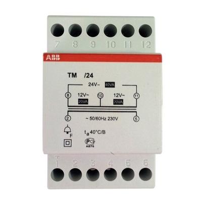 Трансформатор ABB TM10/24, 220/24 10W, звонковый, понижающий