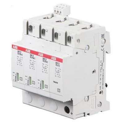 Ограничитель перенапряжения ABB УЗИП, OVR H T2-T3 3N 20-275 P QS