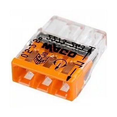 Клемма соединительная WAGO 2273-243 для распределительных коробок