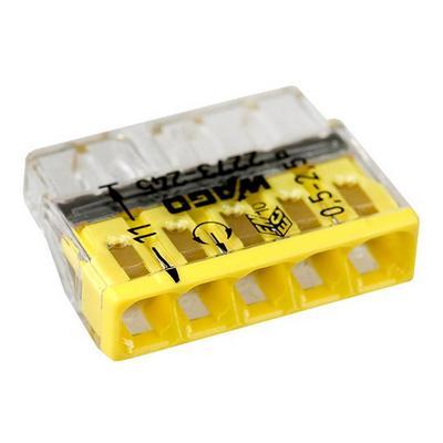 Клемма соединительная WAGO 2273-245 для распределительных коробок