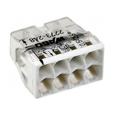 Клемма соединительная WAGO 2273-248 для распределительных коробок